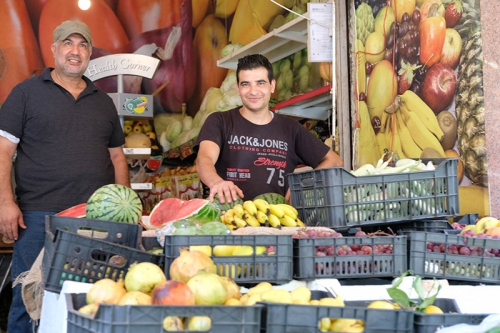 From the greengrocer with love (Lebanon 2018)