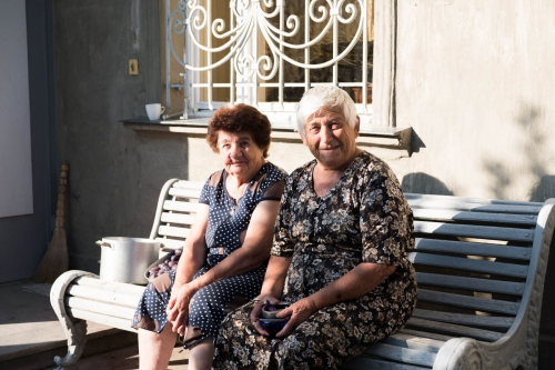 Old friends (Armenia, 2018)